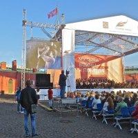 22 июня в петропавловской крепости :: Елена