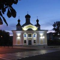 церковь ВОСКРЕСЕНИЕ СЛАВУЩЕГО :: Vetrapul Veremej