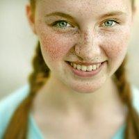 Рыжая девочка :: Михаил Абросимов