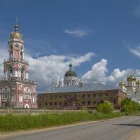 Вышневолоцкий Казанский женский монастырь. :: Михаил (Skipper A.M.)