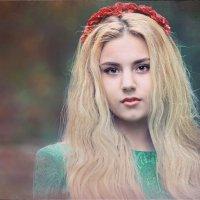 Евгения :: Екатерина Щербакова
