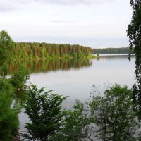 Берега :: Владимир Звягин