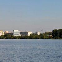Минск, Чижовское водохранилище :: Ksy КорСор