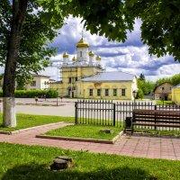 Церкви Подмосковья.  Воскресенский собор. :: Андрей Куприянов