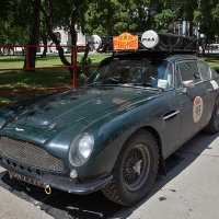 Aston Martin :: Владимир Габов