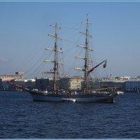 Алые паруса 2016 в Санкт-Петербурге :: Вера