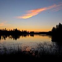 Суна на закате :: Владимир Брагилевский