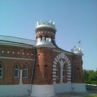Деталь усадьбы Красное, в Михайловском районе :: Tarka