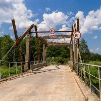 Разводной мост :: Игорь Вишняков