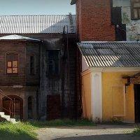 Дом с историей :: Надежда Бахолдина