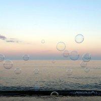 Крым. Чёрное море. Мыльные пузыри) :: Fededuard Винтанюк