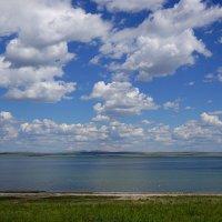Озеро Хадын. Тыва :: Любовь Изоткина