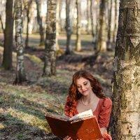Любительница книг :: Tatyana Smit