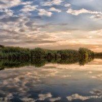 река Самойлова балка, Краснодарский край :: Юрий Драев
