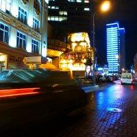 Ночь на Арбате :: Alexey YakovLev