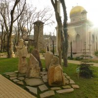 """Старый парк"" Кабардинка. :: Alexey YakovLev"