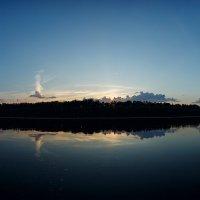 Остров на Каме :: Владимир Кочкин