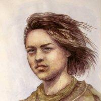 Девочка без имени :: rv76