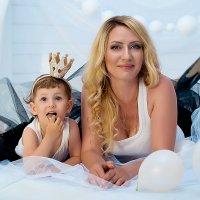 Фотопроект для мам и дочек :: Алёна Жила