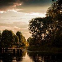 на закате :: Ирина Минеева