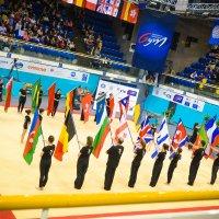 Чемпионат мира по акробатике. Франция :: Кристина Леонова