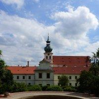 Бржевновский монастырь :: Ольга Богачёва