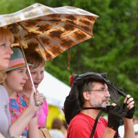 Когда нет зонтика. :: cfysx
