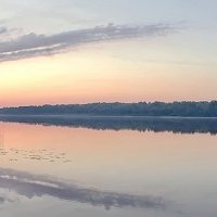 Озеро Долгое. :: Владимир Гилясев