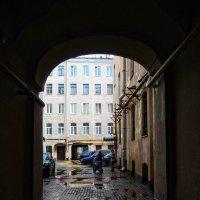 Питер - город дождей :: Алла Решетникова