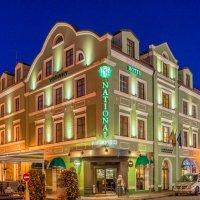 Ночной отель :: Леонид Соболев