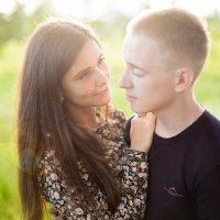 Роман и Елена :: Артём Кыштымов