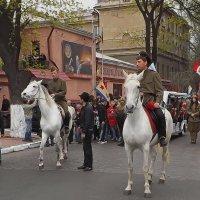 Парад в день освобождения Одессы 10 апреля 2014 г. :: Александр Цисарь