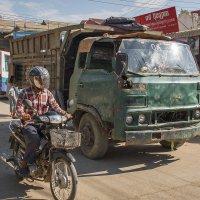 .....на улице камбоджи :: Надежда Шемякина