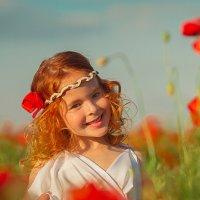от улыбки :: Виктория Фомина