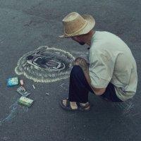 Уличный художник :: Тихон Звягин