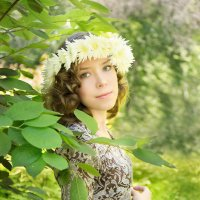 Нежное лето :: Катерина Кучер
