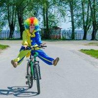 Весёлый клоун :: Мария Дулепова