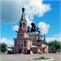 Серафимовская церковь :: Александр Архипкин