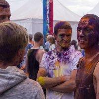 OZR HOLI FEST :: yetti bigfooth