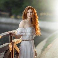 Девочка солнце :: Рома Фабров