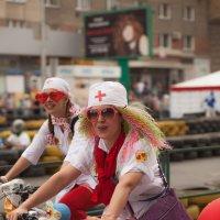 Скорая велосипедная... :: Ольга