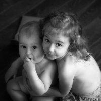 Даня и Степа :: Anna Lipatova