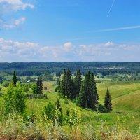 Летняя красота Барзаса :: Ильдар Шангараев