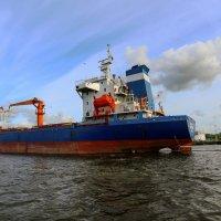 Возвращение в гавань. :: dragonflight78.klimov