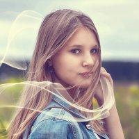 дуновение лета! :: Владимир Гулин