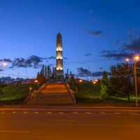 Уфа монумент дружбы народов :: Константин Вавшко