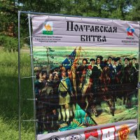Битва под Полтавой :: Сергей Кухаренко