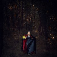 Темный лес! :: Inna Sherstobitova