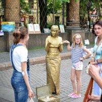 Золотая девушка :: Юрий Тихонов