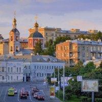 Москва. Вечер. :: Виталий Лабзов